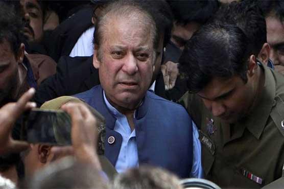 NAB pleads with IHC to reject Nawaz Sharif's bail plea on medical grounds