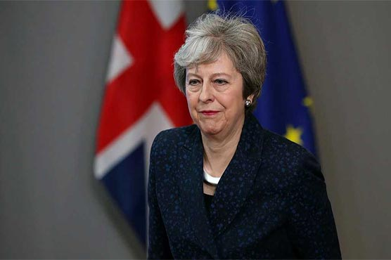 May seeks more time for Brexit talks