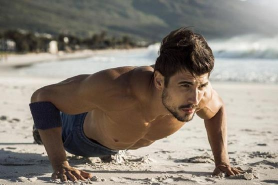 The Big Number: 40 push-ups linked to better heart health in men