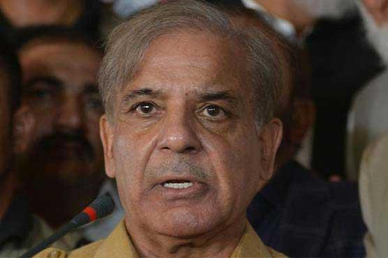 Shehbaz Sharif criticises Narendra Modi over baseless allegations