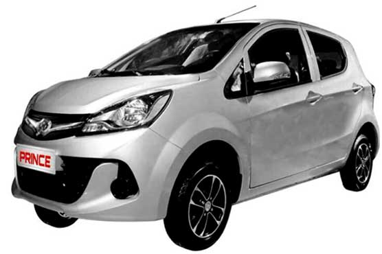 Road Prince To Launch New 800cc Car In Pakistan Technology Dunya