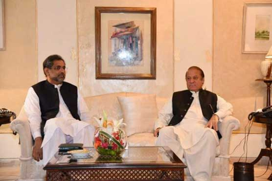 Nawaz never acknowledged Pakistan's involvement in terrorism: Abbasi