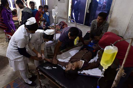 India Toxic Alcohol Deaths Jump To 133 Police World