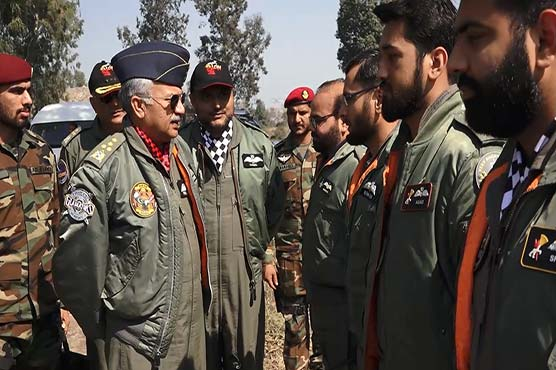 PAF ready to respond to any misadventure by enemy: Air Chief