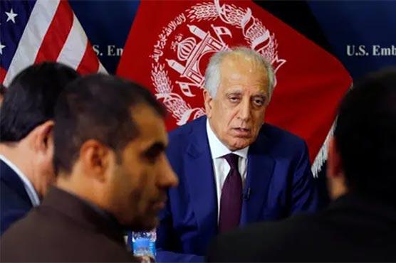 US envoy meets top Taliban political leader in Doha as new talks begin