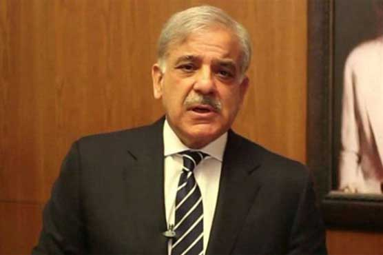 Shehbaz Sharif challenges placement of name on ECL