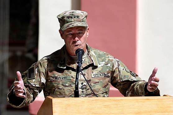 Top US commander in Afghanistan sees peace opportunity in 2019