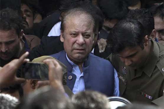 Nawaz Sharif's plea against Al-Azizia verdict to be heard on Jan 7