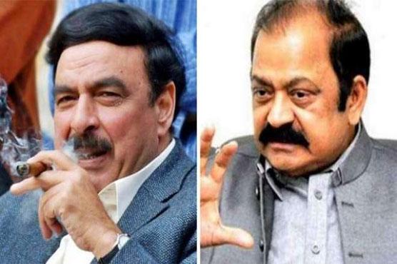 Rana Sana calls Sheikh Rasheed a 'devil'