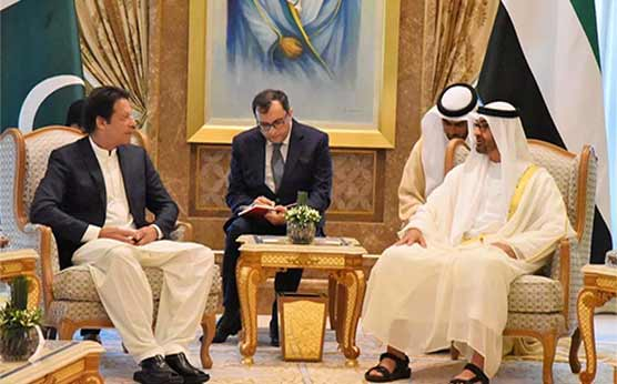 UAE, Pakistan agree to devise effective 'counter-terrorism' policies