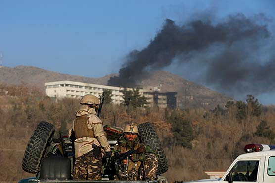 Afghanistan says end to war a 'dream' without Taliban talking to government