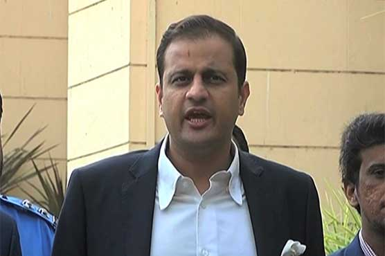 PPP's Murtaza Wahab discloses PTI operating 18 undeclared bank accounts