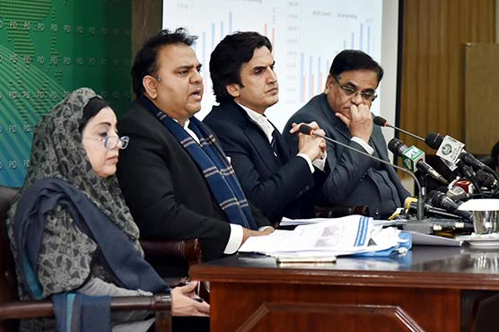 Cabinet decides not to remove names of 20 people from ECL: Fawad