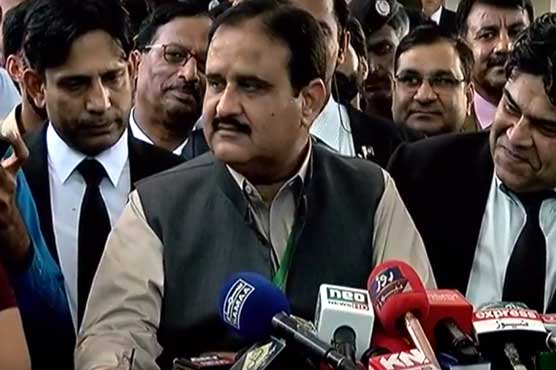PTI govt working hard to resolve issues of public: CM Buzdar