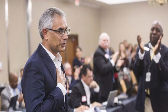 Muslim Republican survives recall vote over his religion