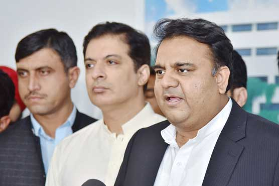 Political careers of Zardari and Nawaz have ended: Fawad Ch