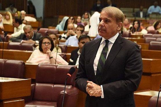 Pakistan getting financial aid because of COAS, not PM Imran: Shehbaz