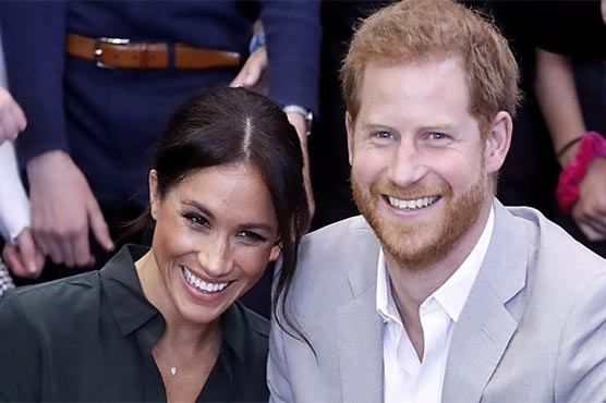 Duchess Meghan expecting baby by beginning of May