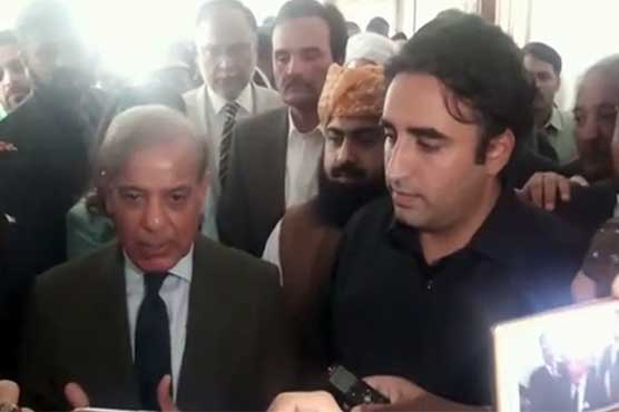 PML-N, PPP and other opposition parties agree to form alliance
