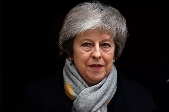British PM faces defeat in historic Brexit deal vote