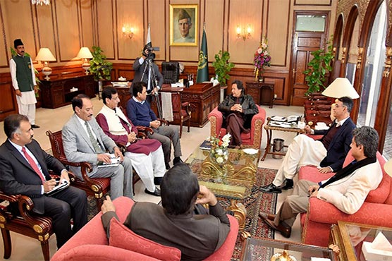 Aware of problems faced by people of Sindh: PM Khan