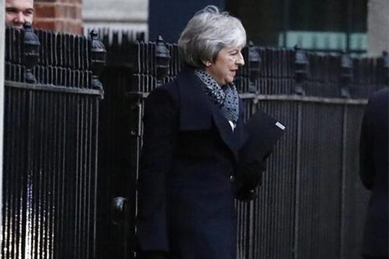 What happens next after PM May loses vote on her Brexit deal?