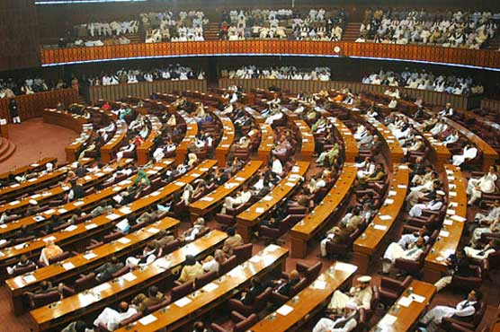 PML-N submits seven adjournment motions in NA