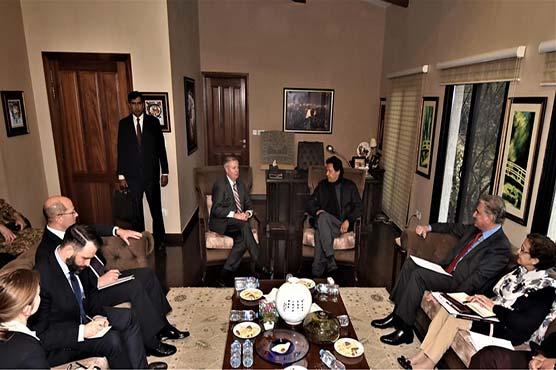 US Senator Graham urges President Trump to meet PM Khan
