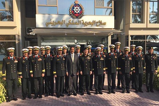 Chief of Naval Staff visits Bahrain