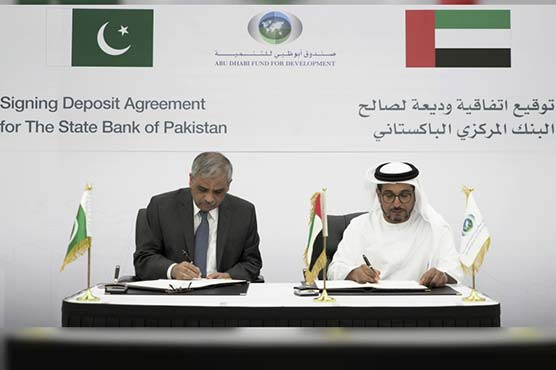 UAE formally approves US$3 billion for Pakistan