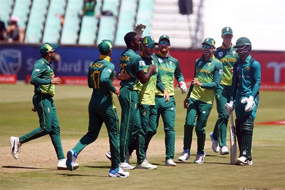 Second ODI: Struggling Pakistan sets 204 run target for S Africa