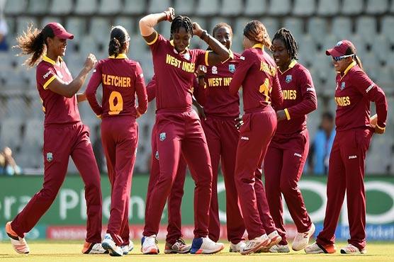 West Indies women to play three T20s in Karachi