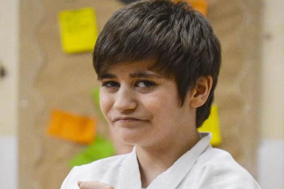 10-year-old boy has kidney in his thigh