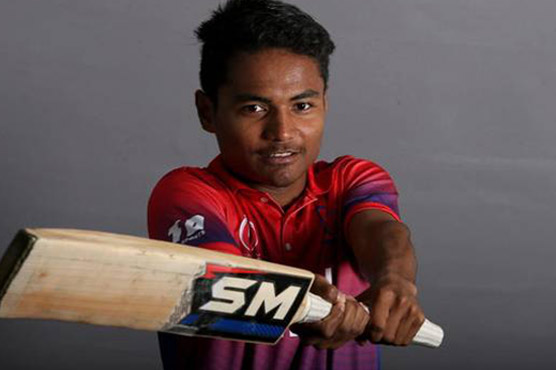 Nepal's Paudel becomes youngest to score fifty, beats Tendulkar, Afridi