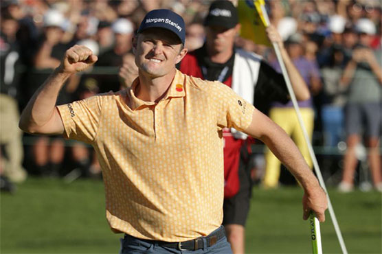 What Justin Rose said after winning the Farmers Insurance Open