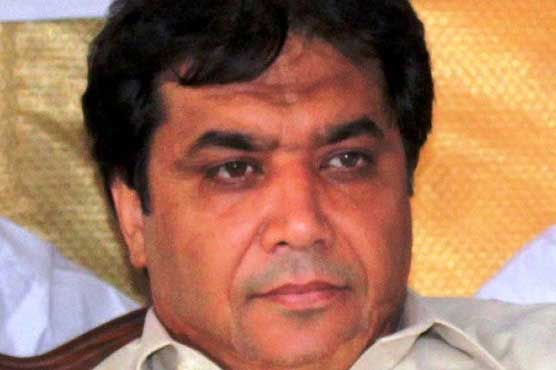 Hanif Abbasi shifted to hospital from Camp Jail