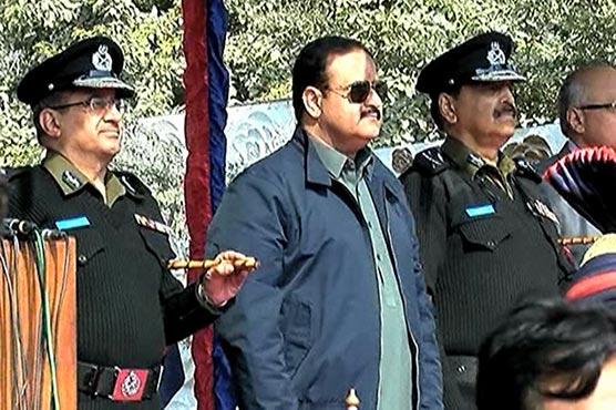 Changes in police culture 'inevitable', says CM Buzdar