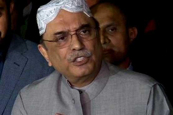 IHC to hear PTI's plea seeking Zardari's disqualification today