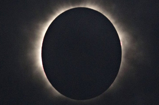 The only total solar eclipse in 2019 to take place tomorrow