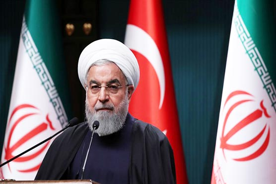Iran to exceed uranium enrichment limit from Sunday: Rouhani