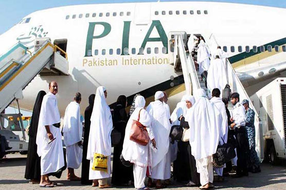 First Hajj flight departs from Lahore