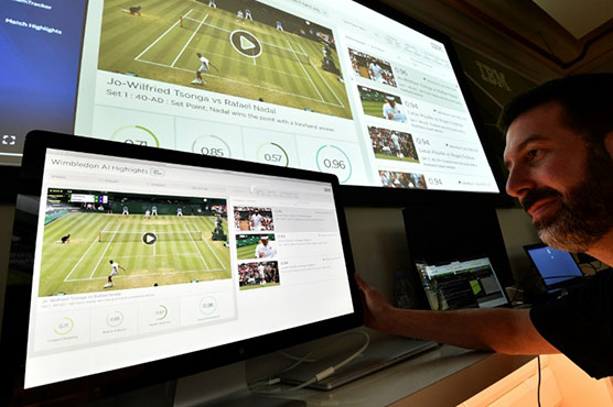 Wimbledon targets Asian fans 'nirvana' with lite app