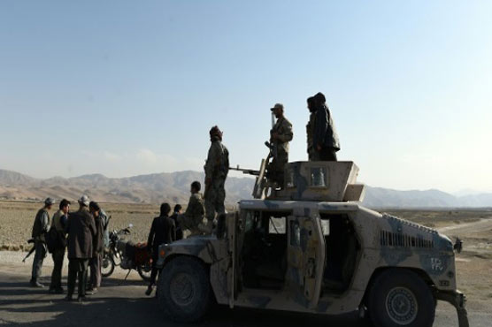 At least five dead in Taliban blast in Afghan city