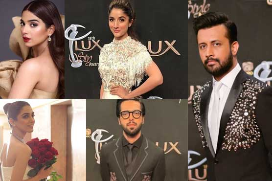 In Pictures: Celebrities glam up LSA 2019 red carpet