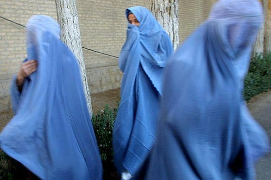 Taliban assurance of 'women's rights' has big caveat