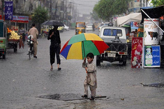 Monsoon rain spell continues in Lahore, other cities of Punjab