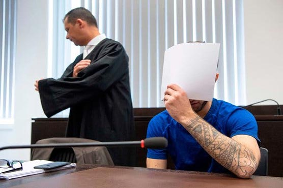 Iraqi gets life in jail for teen rape-murder in Germany - Crime
