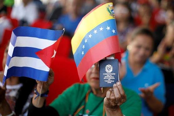 US slaps sanctions on Venezuelan counter-intelligence agency