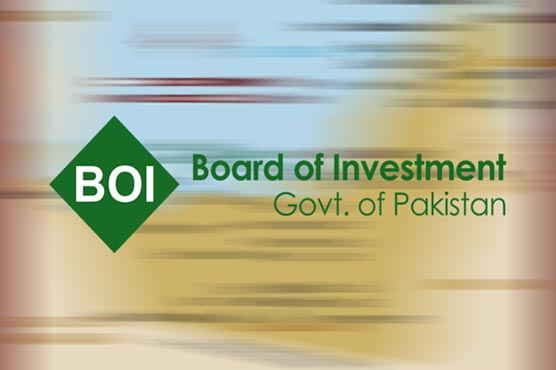 Pakistan to follow the Chinese examples of industrialization: BoI Chairman