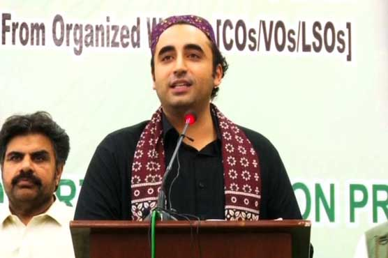PM needs NRO not opposition: Bilawal Bhutto